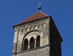 Glockenturm, Stiftskirche Quedlinburg (julia_HalleFotoFan) Tags: quedlinburg harz sachsenanhalt weltkulturerbe stiftskirche stiftskirchestservatii romanik