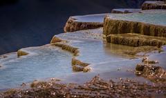 Badab-e-Surt, Iran (Wim van de Meerendonk, loving nature) Tags: iran hot srings terrace water reflection travel hotsprings badabesurt golddragon ngc greatphotographers npc