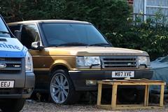M87 XVE (Nivek.Old.Gold) Tags: 1995 range rover 46 hse auto chrisspragg