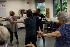 Continuing Education (Brooklyn Botanic Garden) Tags: september tai chi chuan continuing ed education bbg brooklyn botanic garden michael stewart