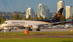 UPS / Boeing 757-24APF / N441UP / YVR (tremblayfrederick98) Tags: ups boeing 757 b757 yvr vancouver aviation avgeek avporn planesspotting planes takeoff