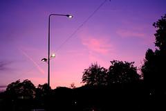 Crepuscolo in piazza Costantino (francosarcina) Tags: milano crepuscolo twilight