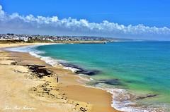 Dernier regard d'été.. (jean-paul Falempin) Tags: mer plage baie capsizun groupenuagesetciel