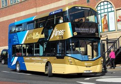 6333-X21GNE_Newcastle_X21 (Northern Bus Photos) Tags: gonortheast goahead wrightstreetdeck wrightbus xlines x21gne nk67goc