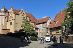 Quedlinburg, Schloss (julia_HalleFotoFan) Tags: quedlinburg harz sachsenanhalt weltkulturerbe stiftskirche stiftskirchestservatii romanik schloss