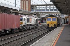 66514 at Ipswich (tibshelf) Tags: ipswich class66 gbrf 66721 66514 freightliner