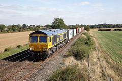 66738 at Thurston (tibshelf) Tags: thurston class66 gbrf 66738