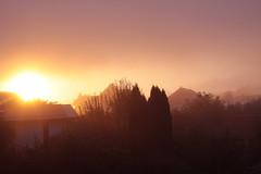 Blick am Morgen vom Balkon (mitue) Tags: murnau