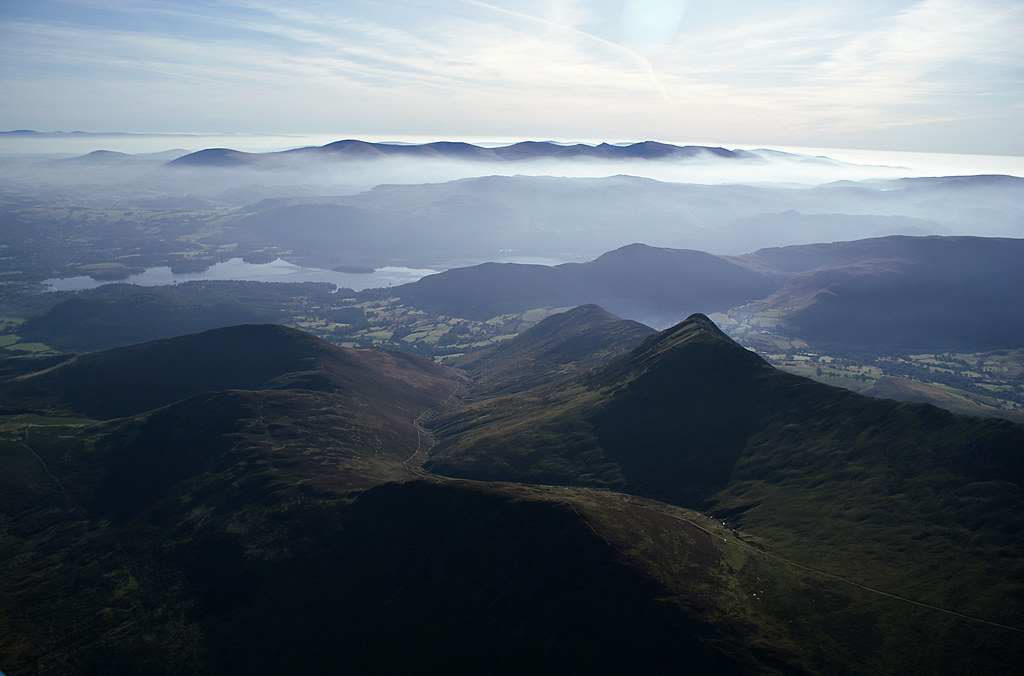 The Coledale Valley