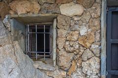 Old Fisherman's Shack, Cala Sant Vincenc, Majorca (Peter Cook UK) Tags: stone shack spain majorca mallorca bars vincenc cala vincent wall saint 2019 sant fisherman
