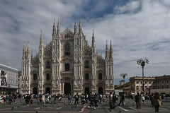 Duomo di Milano (liakada-web) Tags: d7500 italia italien italy lobmardei lombardia mailand milano nikon nikond7500 duomodimilano duomo dom mailänderdom it