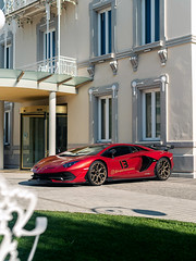The Ultimate Aventador (Mattia Manzini Photography) Tags: lamborghini aventador sv svj supercar supercars cars car carspotting carbon nikon d750 v12 red spoiler automotive automobili auto automobile italy italia bestofitaly