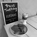 Flapjacks for Treat Tuesday at The Kiln