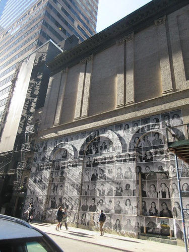 2019 Photo Mural on 45th St Jake Gyllenhaal Play Sea Wall / A Life on Broadway 1773