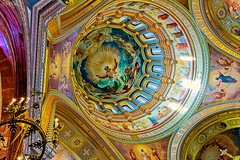 _MG_2721 (Mikhail Lukyanov) Tags: russia moscow cathedralofchristthesavior painting murals beautiful religion orthodoxy architecture interior