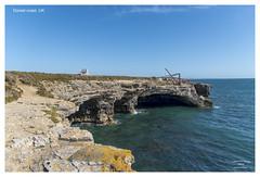 Rugged (Trevor Watts Photography) Tags: portland dorset gb uk england southcoast beach seaside water sea september 2019 autumn © trevorwatts nikon d750