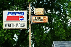 White Rock Inn - Brooklyn, Wisconsin (Cragin Spring) Tags: midwest unitedstates usa unitedstatesofamerica bar sign pepsi whiterock whiterockinn brooklyn brooklynwi brooklynwisconsin rural wisconsin wi