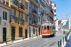 05/08/2019 - R. São João da Mata (Chris J Hart) Tags: 2019 2470lf28mkii 2470lmkii 5d4 5dmkiv canon lisbon portugal santos santosovelho lapa lisboa street lisboaregion tram