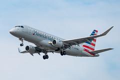 N274NN American Eagle Embraer ERJ-175LR (ERJ-170-200) (Lin.y.c) Tags: n274nn american eagle embraer erj175lr erj170200 americaneagle erj175 erj170 envoy aviation airplane ohare ord kord chicago