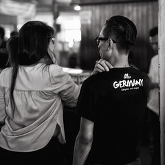 Mc GERMANY (a└3 X) Tags: street alexfenzl black withe blackwithe streetphoto people person blackandwithe monochrome streetphotography bw 3x city citylife urban menschen a└3x availablelight wow mono leute menschenbilder schwarzweis thailand