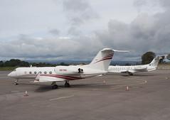 N917MS Gulfstream IV (corkspotter / Paul Daly) Tags: n917msgulfstreamaerospacegivglf41241l2jhlasacb1d0rjhmanagementllc salemor199420160329n917ms ork eick cork biz bizjet