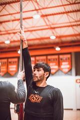 Cowboy Basketball NBA Combine Testing (OSUAthletics) Tags: mbb lifting cowboybasketball nba combine