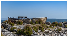 Beached (Trevor Watts Photography) Tags: portland dorset gb uk england southcoast beach seaside water sea september 2019 autumn © trevorwatts nikon d750