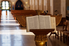 Preach the Word-G9171942 (tony.rummery) Tags: bible building cathedral christian church congregation em5mkii faith gathering guildford interior lectern mft microfourthirds omd olympus religious word worship england unitedkingdom