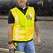 Rail Compliance Inspector David Ferry