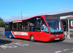 8300-NK09FVA_Heworth_93 (Northern Bus Photos) Tags: gonortheast goahead optareversa theloop nk09fva