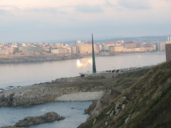 IMG_7638 (jesust793) Tags: coruña milenio torre tower atardecer sunset mar sea