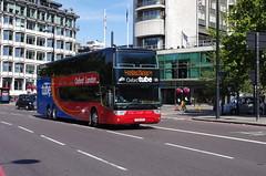 IMGP3670 (Steve Guess) Tags: parklane london england gb uk bus coach stagecoach oxford tube vanhool