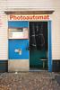 Berlin (cranjam) Tags: ricoh gr1 gr1v film kodak ektar100 germany germania berlin berlino photoautomat photobooth