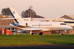 N919SA (GH@BHD) Tags: n919sa dassault falcon900 falcon900ex falcon900exeasy impinc belfastinternationalairport bfs egaa aldergrove bizjet corporate executive aircraft aviation