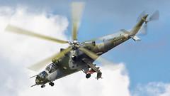 Mi-35 (kamil_olszowy) Tags: mi35 mi24v mil czech air force 7360 gunship military helicopter hinde vzdušné síly armády české republiky 221st squadron lzsl sliač siaf2019 ми24в ми35 ввс чех