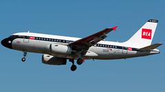 BEA (British Airways) Airbus A319-131 G-EUPJ (StephenG88) Tags: londonheathrowairport heathrow lhr egll 27r 27l 9r 9l boeing airbus august26th2019 26819 myrtleavenue britishairways ba baw speedbird bea britisheuropeanairways retro retrojet a319 a319100 a319131
