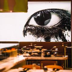 Eye Contact (Thomas Hawk) Tags: clarkcounty lasvegas nevada sls slslasvegas usa unitedstates unitedstatesofamerica vegas eye katsuya