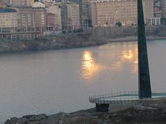 IMG_7645 (jesust793) Tags: coruña milenio torre tower atardecer sunset mar sea