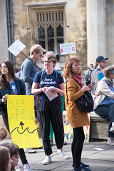 I'm a feminist but... (Stray Toaster) Tags: cambridge climate strike kings college