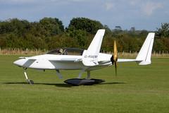 G-RAEM Rutan Long-Ez cn PFA 074A-10638 Sywell 01Sep19 (kerrydavidtaylor) Tags: orm sywellaerodrome northamptonshire egbk