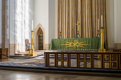 Guildford Cathedral-F9170341-HDR (tony.rummery) Tags: altar building cathedral christian church congregation em5mkii faith gathering guildford hdr interior mft microfourthirds omd olympus religious worship england unitedkingdom