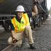 Rail Compliance Inspector Chris Kuenzi