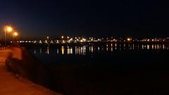 Profiter des dernières belles soirées   . . . (Daniel.35690) Tags: saintservan saintmalo bretagne 2019 france promenade nuit