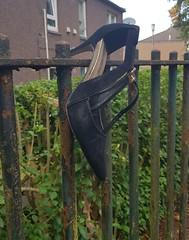 Day 261 (Iain Purdie) Tags: 2019 happy shoe highheel lostproperty