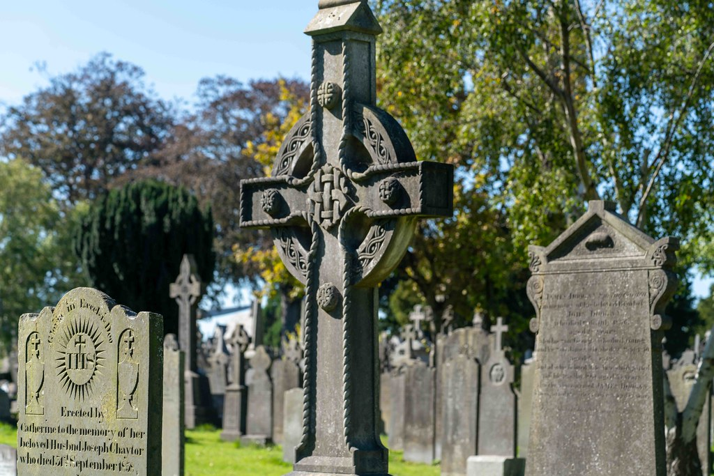 TODAY I VISITED GLASNEVIN CEMETERY [TODAY I USED A SONY 90MM MACRO LENS]-155967