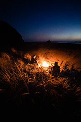 Beach fire (Moa-photography-nz) Tags: beach blue beauty beautiful black beyond bush beam karekare a7iii adventure auckland adventuring amazing art angle aotearoa a7 sonya7iii sony laowa winde wide wind explore fire cooking food orange view ocean landscape sea landscapes chill nz newzealand