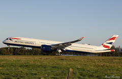 British Airways A350-1000 G-XWBB (birrlad) Tags: shannon snn international airport ireland aircraft aviation airplane airplanes airline airliner airlines airways training crew british speedbird ba airbus a350 a35k a3501000 a3501041 gxwbb