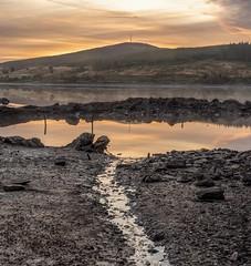 Sunrise on the loch. (Mark McKie Photography) Tags: galloway loch clatteringshaws clatteringshawsreservoir gallowayforestpark bonniegalloway scotland southofscotland southernuplandway southwestscotland nikond7500 nikon scotlandland uklandscape greatbritian wigtownshire
