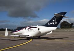 LX-WJD Hondajet Wijet (corkspotter / Paul Daly) Tags: lxwjd honda aircraft co ha420 hondajet hdjt 42000114 l2j 4d025e fyl flying group luxembourg 2018 20190329 n114wj ork eick cork bizjet biz
