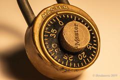 Pad Lock (Desdanova) Tags: black lock macro macromondays junk copper stockton california unitedstatesofamerica